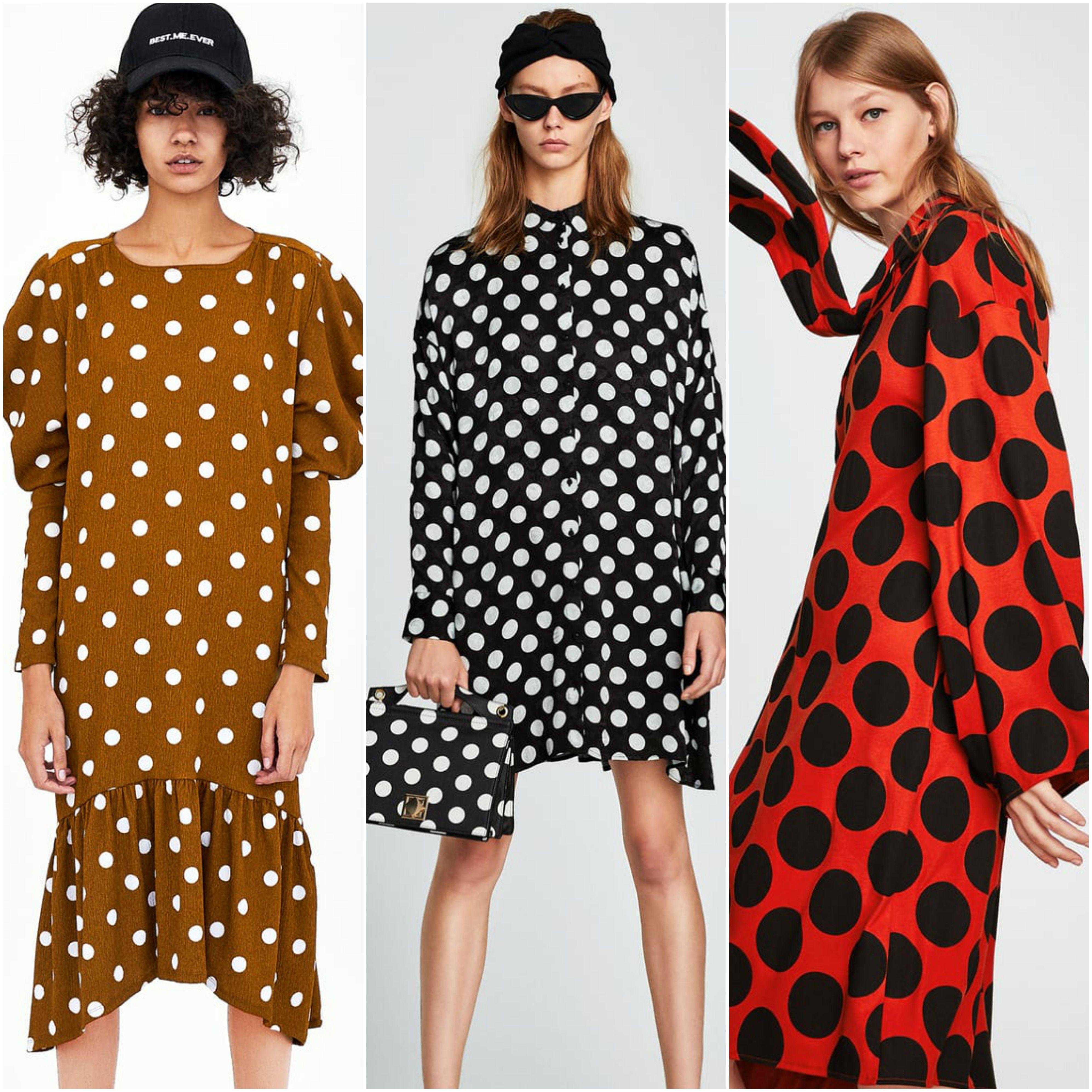 Izdvojili smo sve točkaste haljine - probajte izabrati samo jednu!
