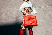 Chic kolekcija torbica izrađena od recikliranih plastičnih vrećica koju potpisuje Mirjam Krajina