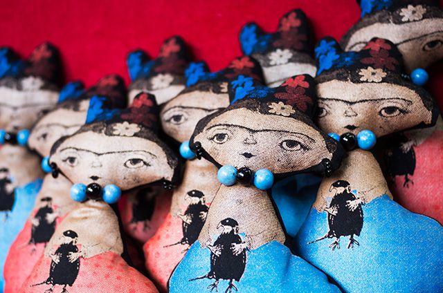 Etna Maar predstavlja lutkicu za živce