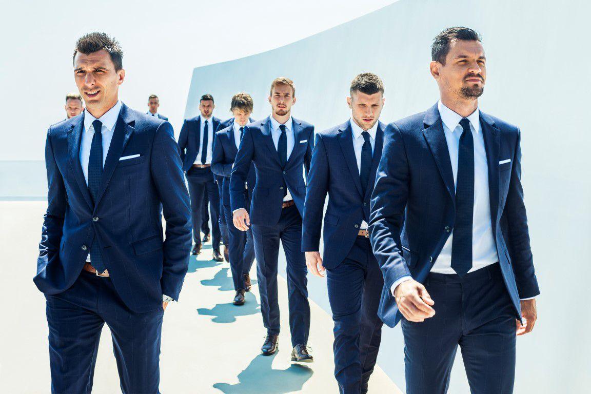 Naši dečki definitivno će biti najzgodniji na SP-u: Pogledajte kako dobro izgledaju u odijelima