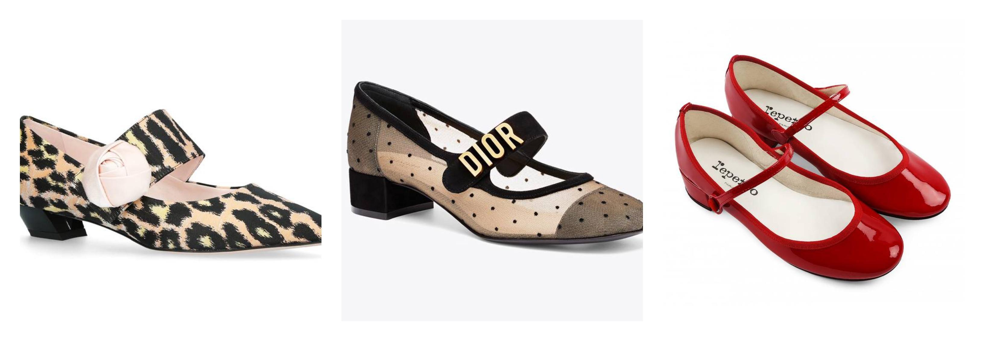 Mary Jane model cipela vraća nam se u modu! Izabrali smo najljepše modele za proljeće