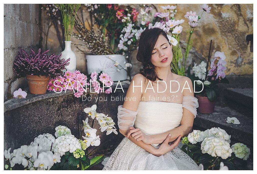 Neodoljiva romantika u proljetnoj kolekciji vjenčanica Sandre Haddad
