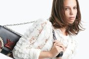 Alicia Vikander za Louis Vuitton