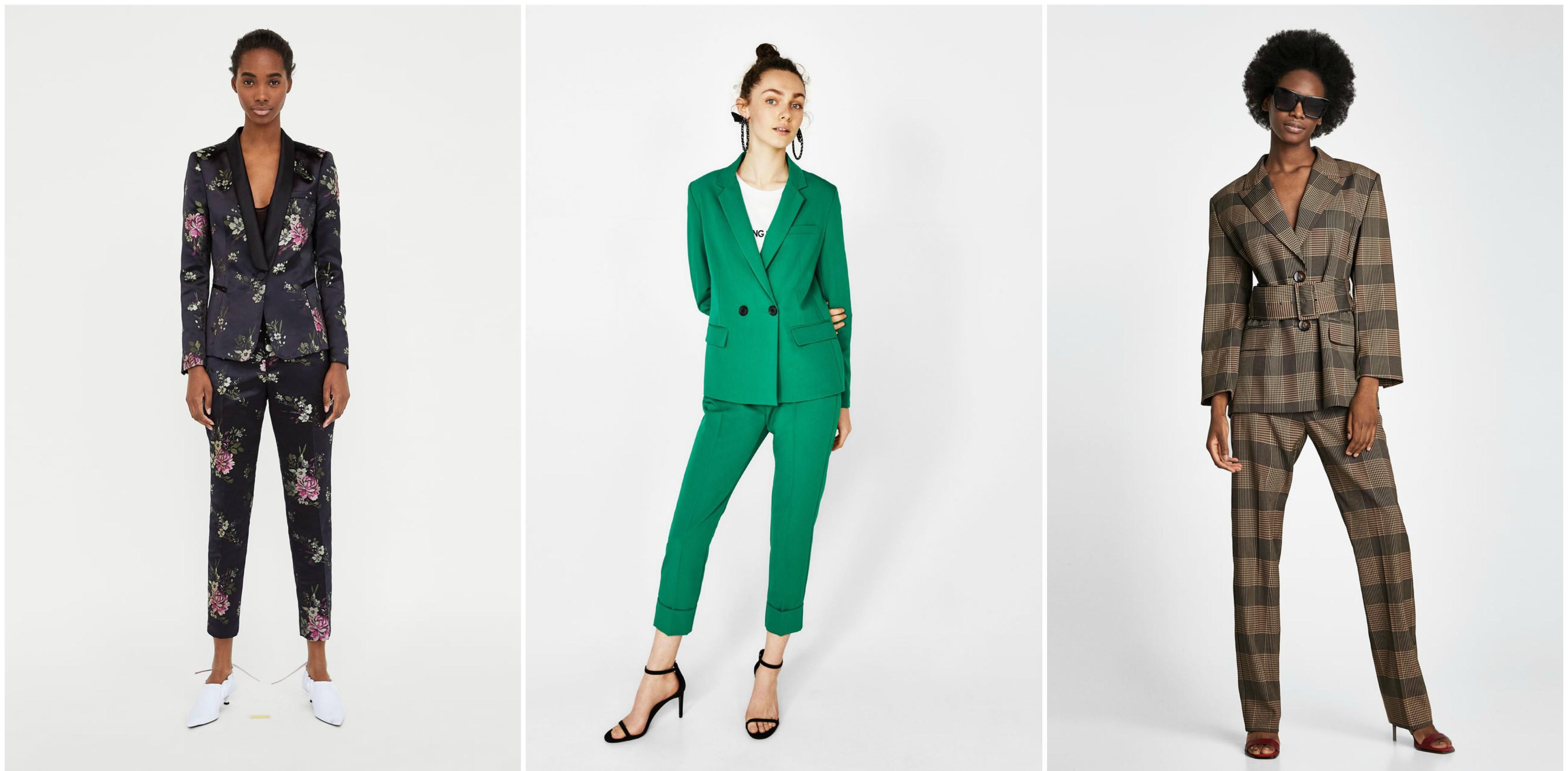 Žene koje vole poslovni look uživat će na proljeće jer business odijela izgleda bolje nego ikad!