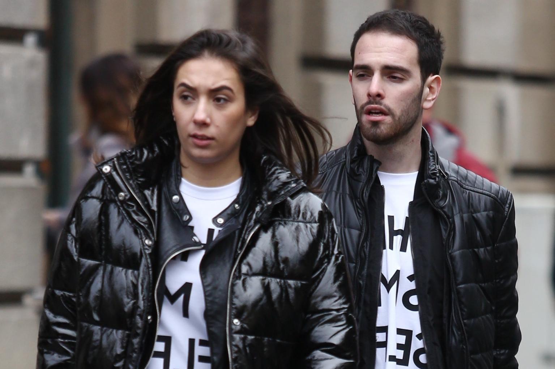 Njih dvoje prošetali su gradom u potpuno istim odjevnim kombinacijama!