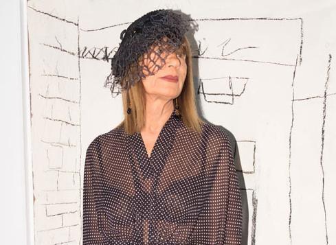 Đurđa Tedeschi: Ona može nositi prozirnu bluzu i vrtoglavo visoke pete i u osmom desetljeću života