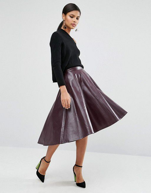 10 najljepših kožnih suknji
