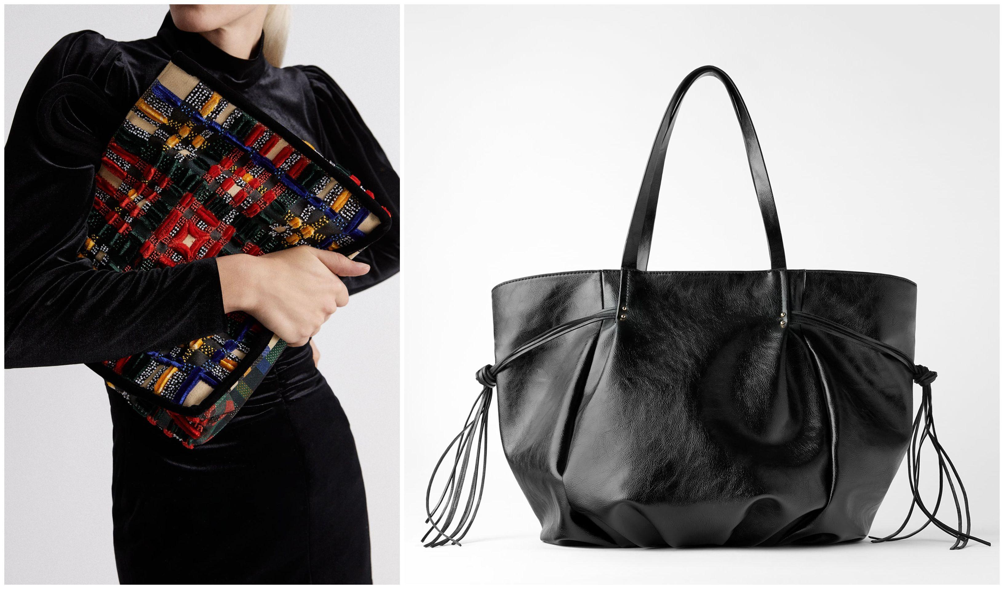 Doživjeli smo povratak velikih torbi: Ovih deset modela iz Zare najviše su nam se svidjeli