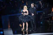 Iva Šulentić na sinoćnjoj dodjeli Porina izgledala je poput divnog crnog labuda