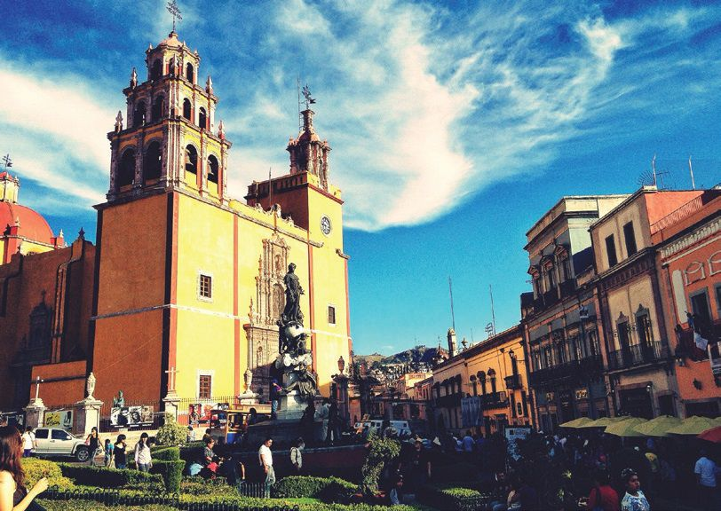 Šareni Meksiko