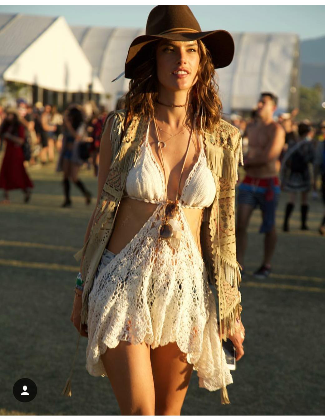 Festivalska moda - najzanimljivije s Coachelle