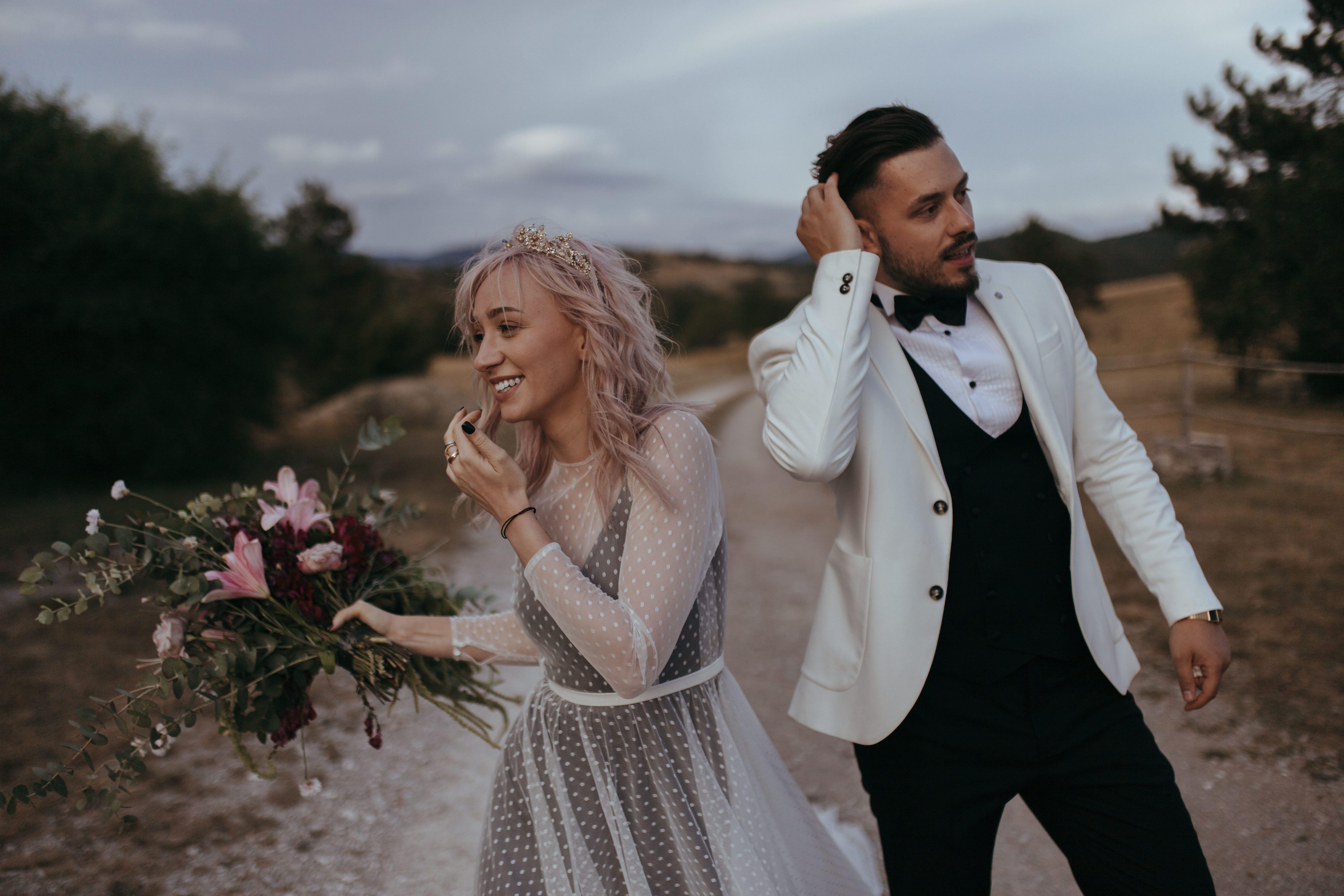 Slavonci Iva i Ivan bajkovito vjenčanje organizirali su u štali: 'Danas se više ništa ne mora raditi po nekakvim pravilima'