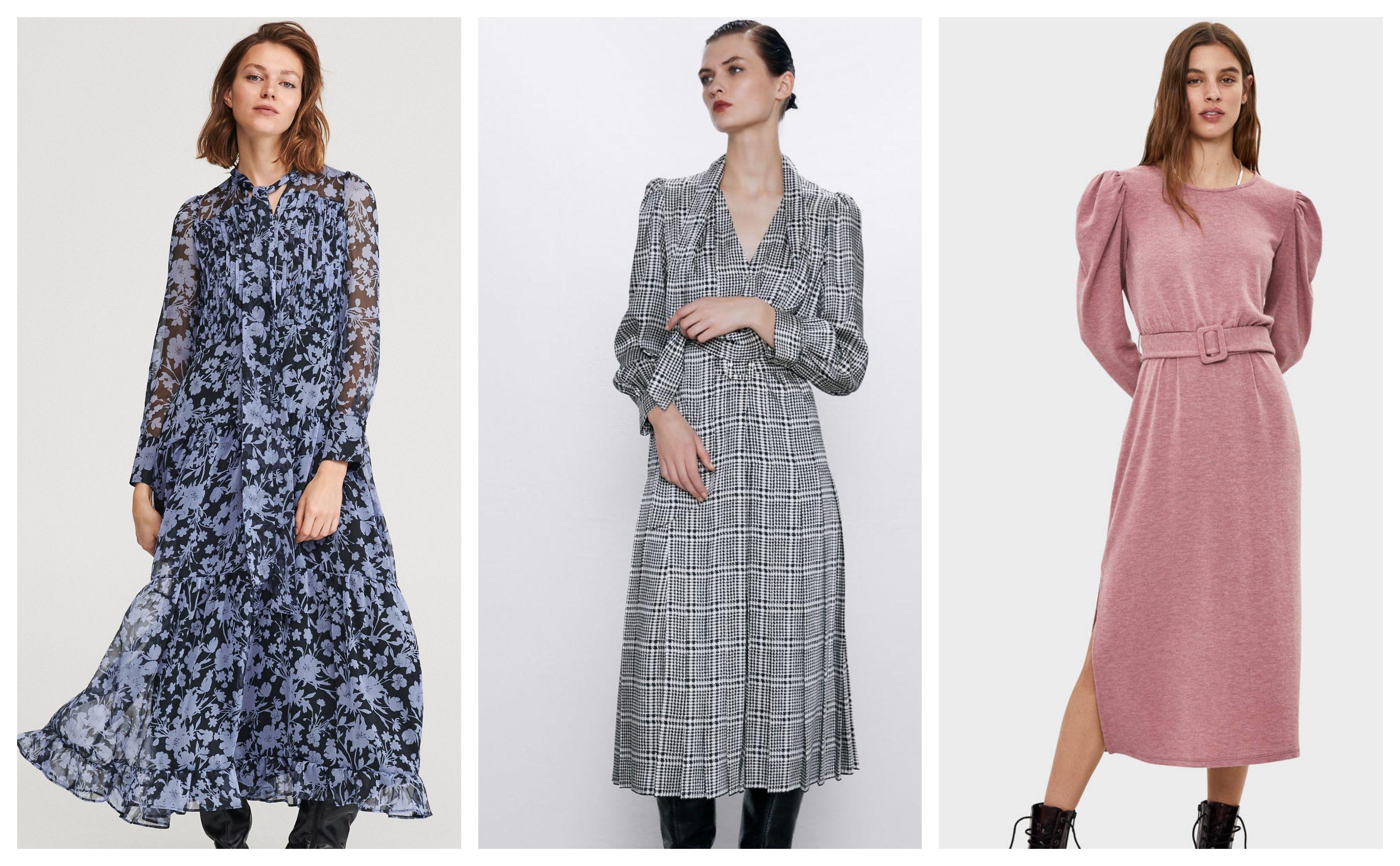 S midi haljinom nema greške! Izdvojili smo predivne modele iz dizajnerske i high street ponude