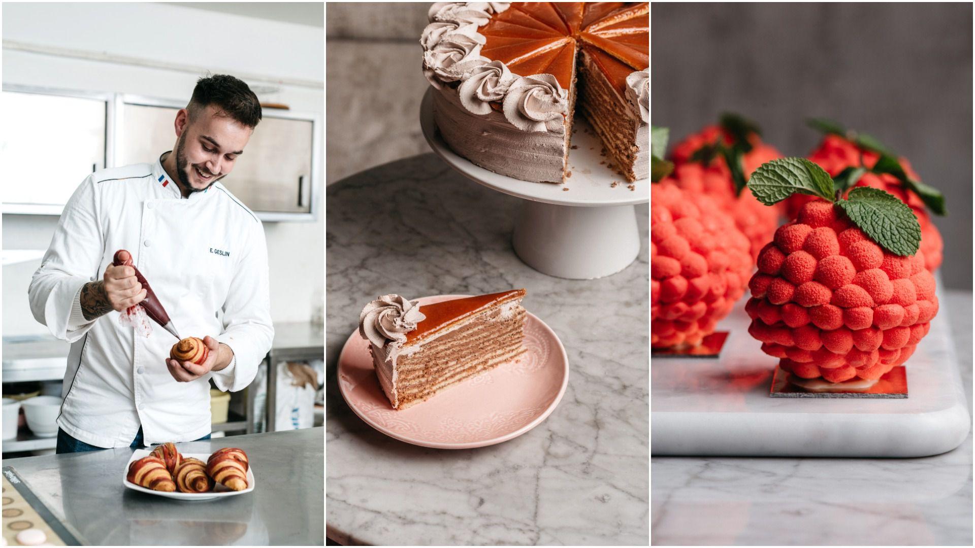 Slatke novosti iz omiljene zagrebačke slastičarnice: Francuski slastičar u Magnoliji priprema delicije kojima je teško odoljeti