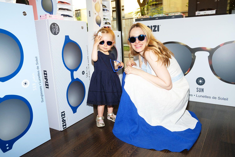 Jelena ili mala Lena - kome bolje stoje fantastične naočale?