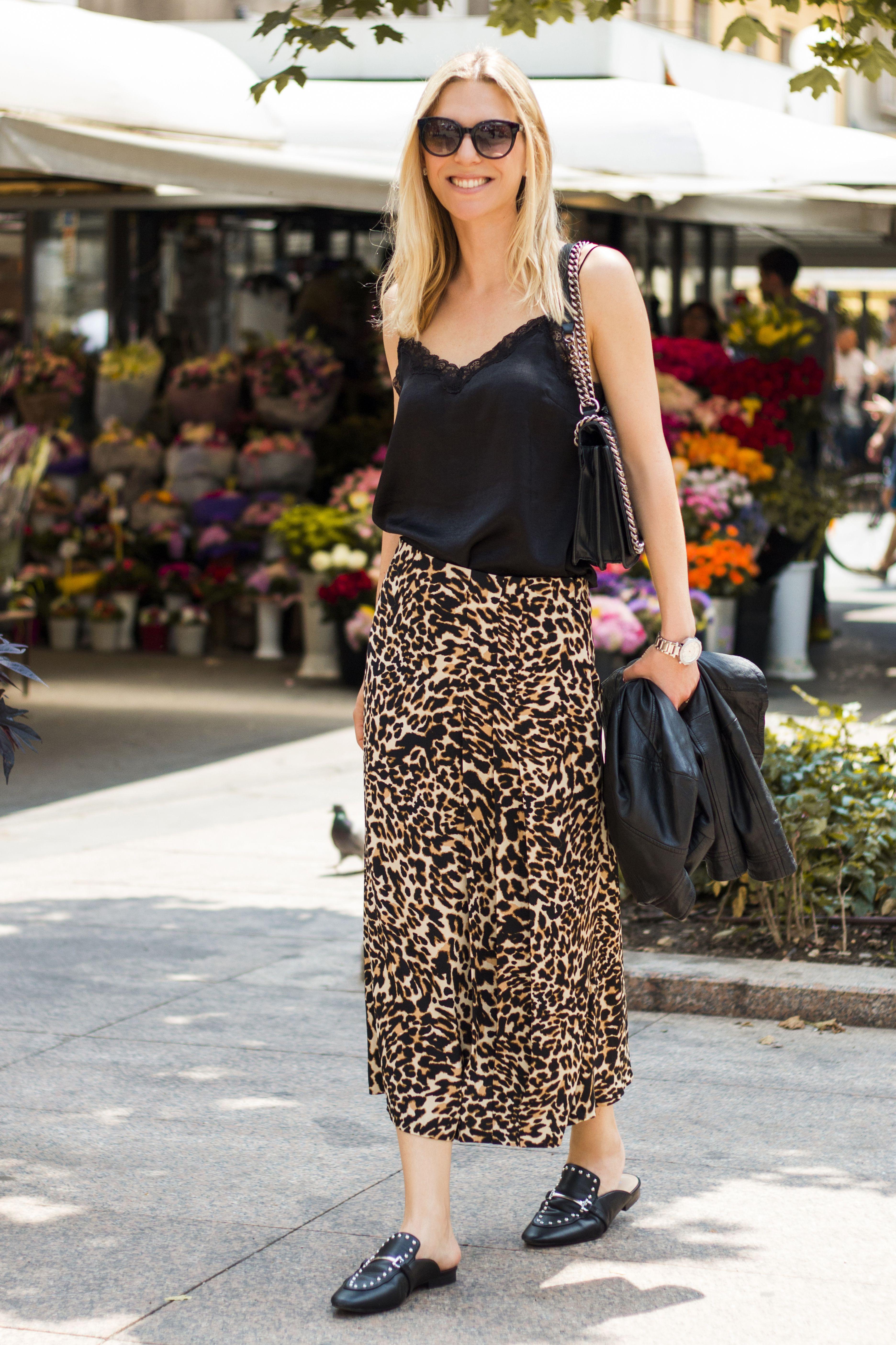Leopard uzorak vratio se u modu, a zgodna i stylish liječnica sa špice zna kako ga nositi!