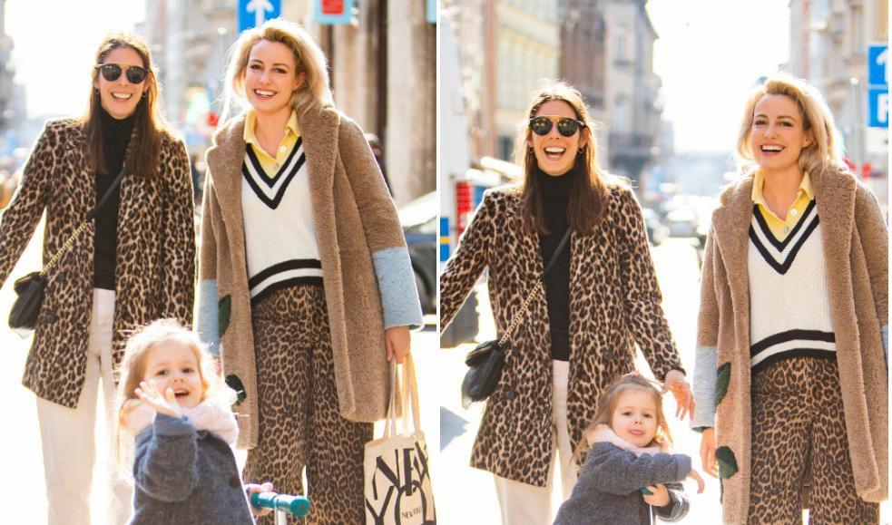 Najljepši prizor kojeg ćete danas vidjeti: 'Zauvijek ćemo nositi leopard uzorak, bio on u modi ili ne'