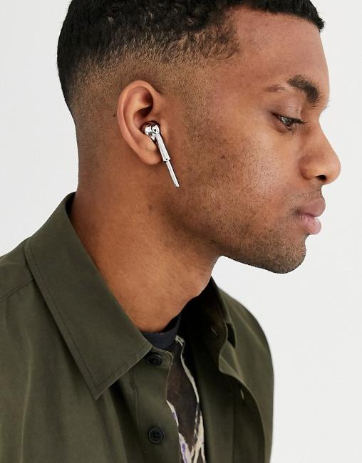 ASOS sada prodaje lažne srebrne slušalice kao modni dodatak...