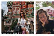 Cure se već zagrijavaju u Moskvi: Izabel osvaja u klasici, a Adriana iznenadila neobičnim odabirom - čarapa!