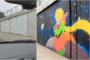 "BBB prebojali najljepši zagrebački mural: ""Prefarbati Malog princa znači pokazati potpuni izostanak empatije"""
