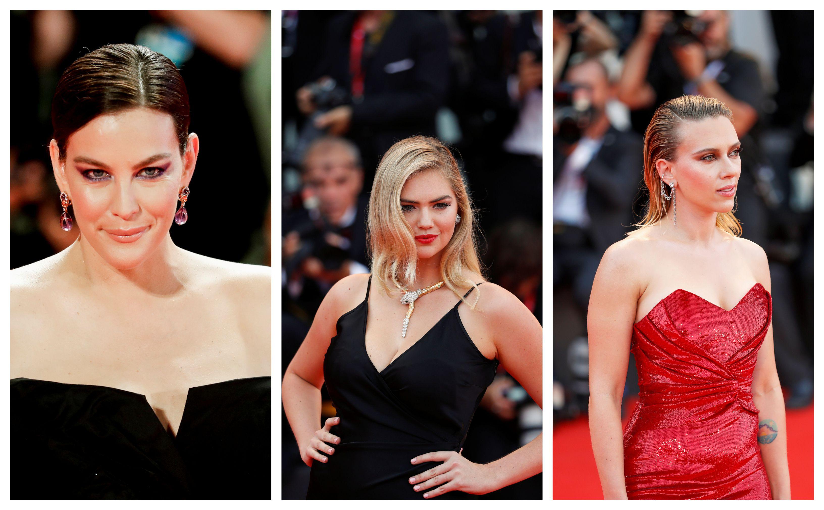 Sinoć su svi gledali samo u Liv Tyler, Kate Upton i Scarlett Johansson