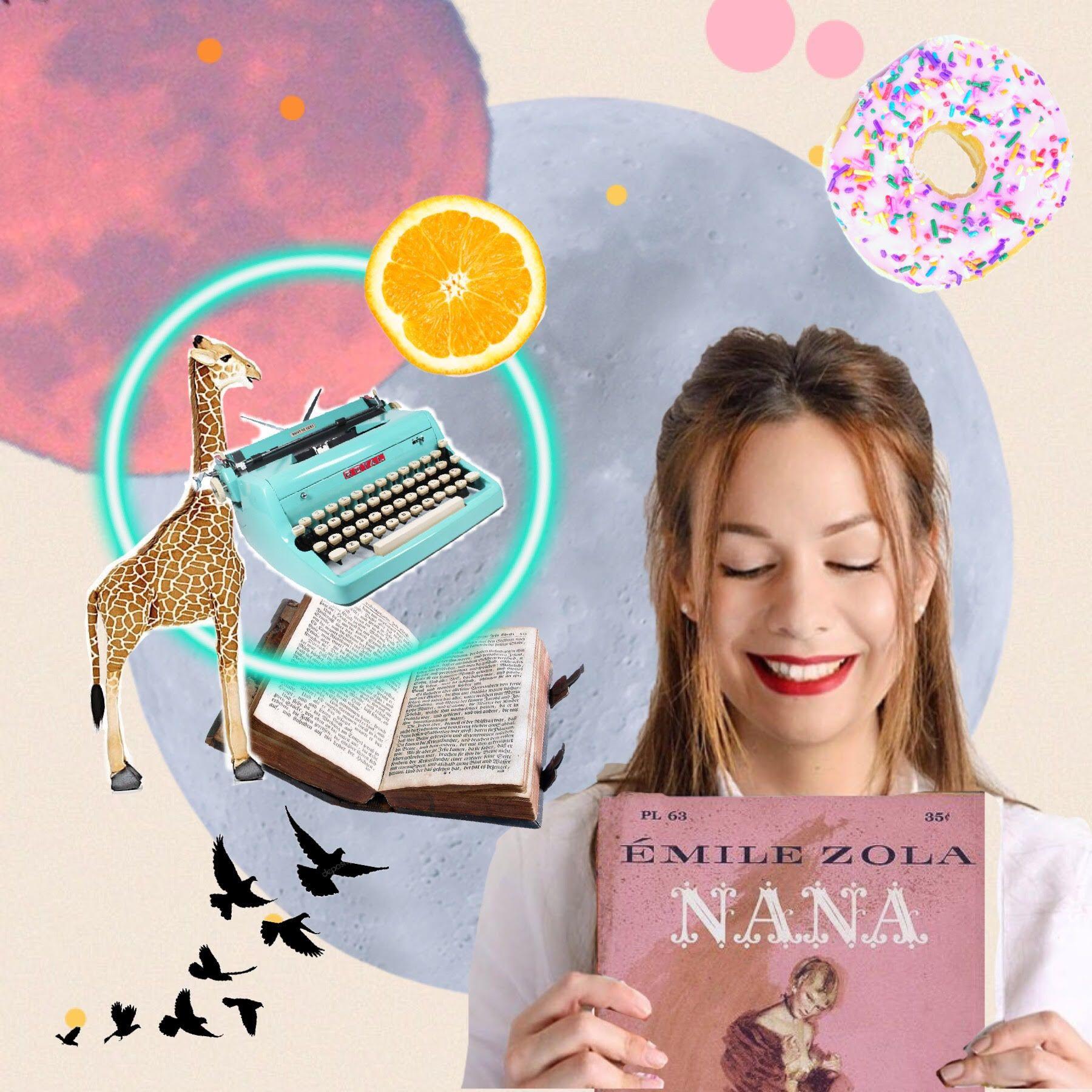 """Nana Nadarević: """"Knjige zaista liječe dušu bolje od ičega. Osim možda čokolade, i ona je prilično efikasna"""""""