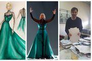 Tamarinu haljinu radili smo s jako malim budžetom, a svi su je primijetili