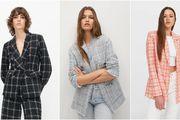 Sako od tvida zvijezda je proljetne garderobe: Pogledajte 20 favorita iz high street dućana