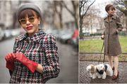 Zaljubljena u Kobali: Šeširi Kobali i dalje su nezaobilazan modni dodatak, a Natalia Irons zna kako nositi kultni model