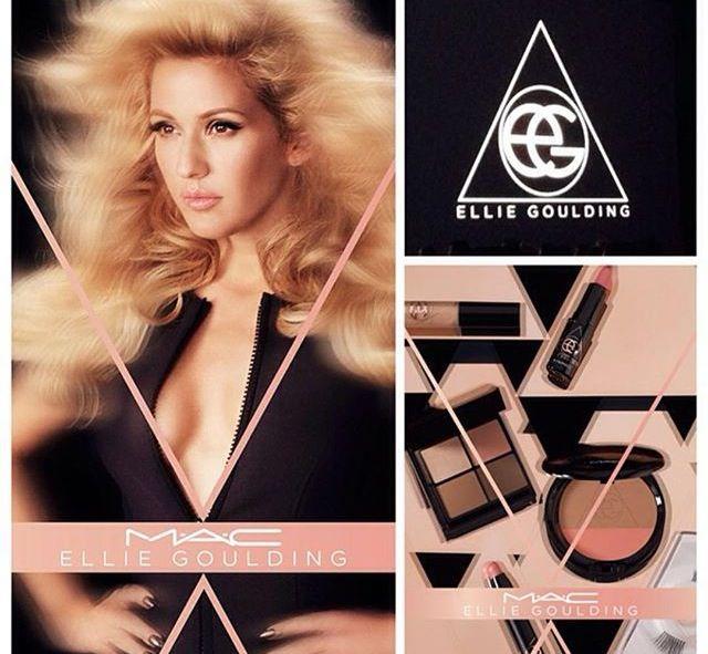 MAC surađuje s Ellie Goulding