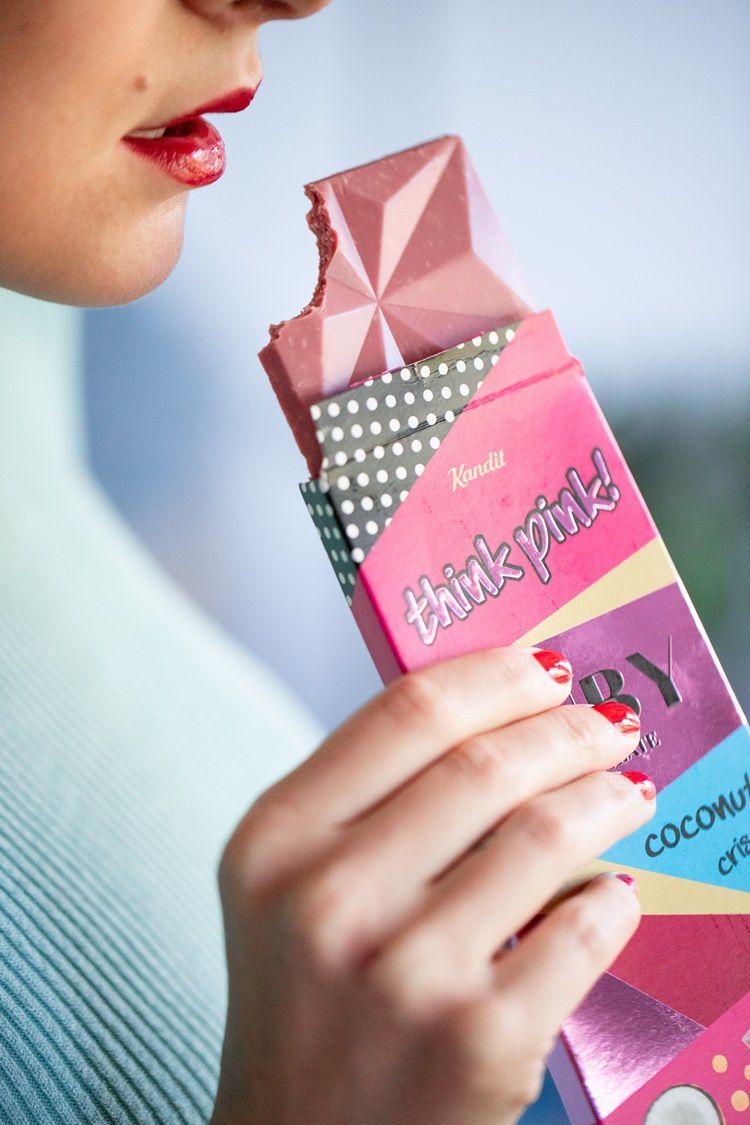 Kandit Ruby Think Pink - ružičasta rapsodija koju morate probati trenutno je najveći hit u svijetu čokolade