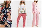 Ovaj kišni tjedan idealan je za izležavanje u pidžami pred TV-om! Izabrali smo najljepše zimske pidžame