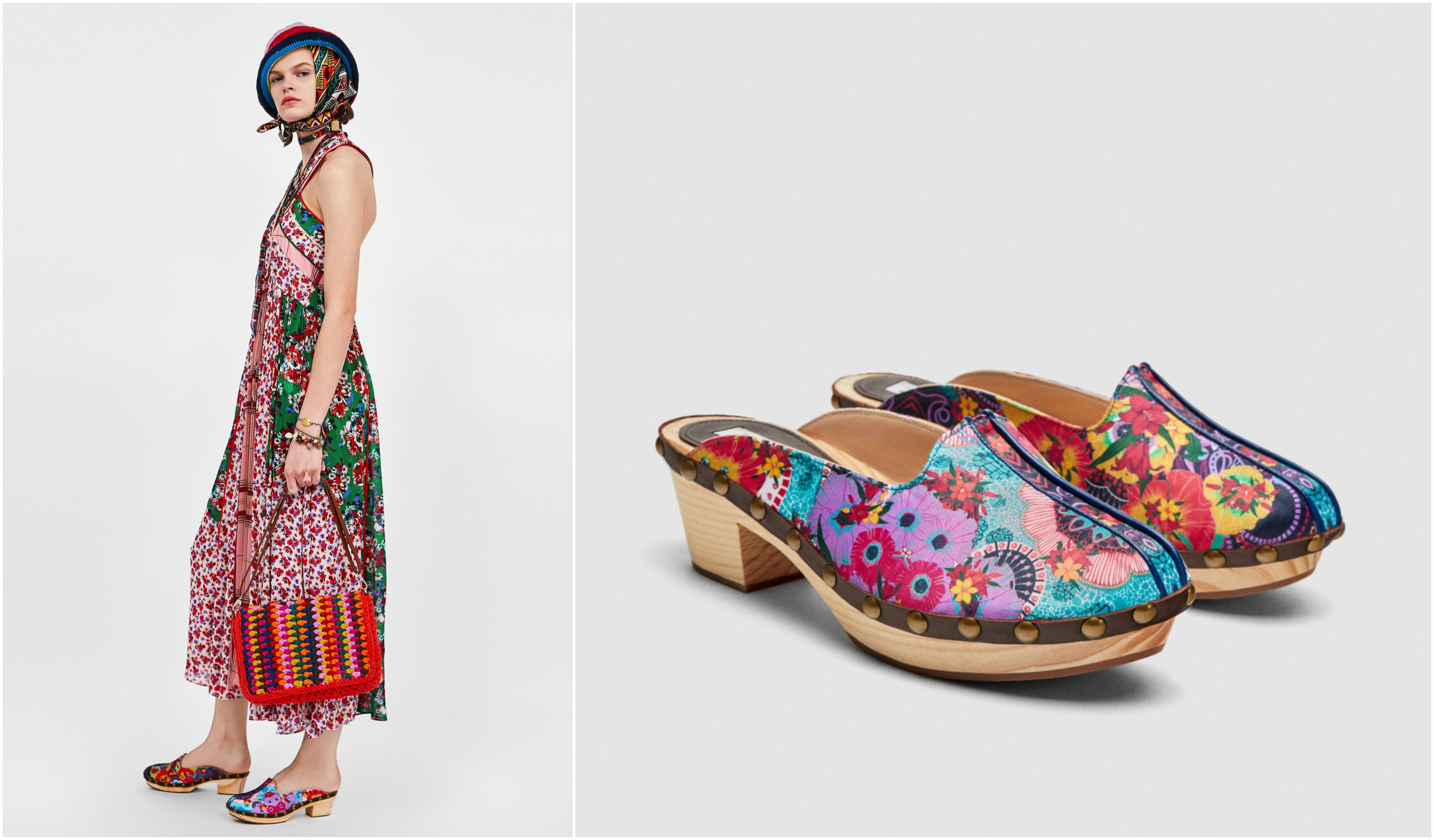 Dakle, Zara je u svoju ponudu uvrstila - klompe! I još neobičnih modela...
