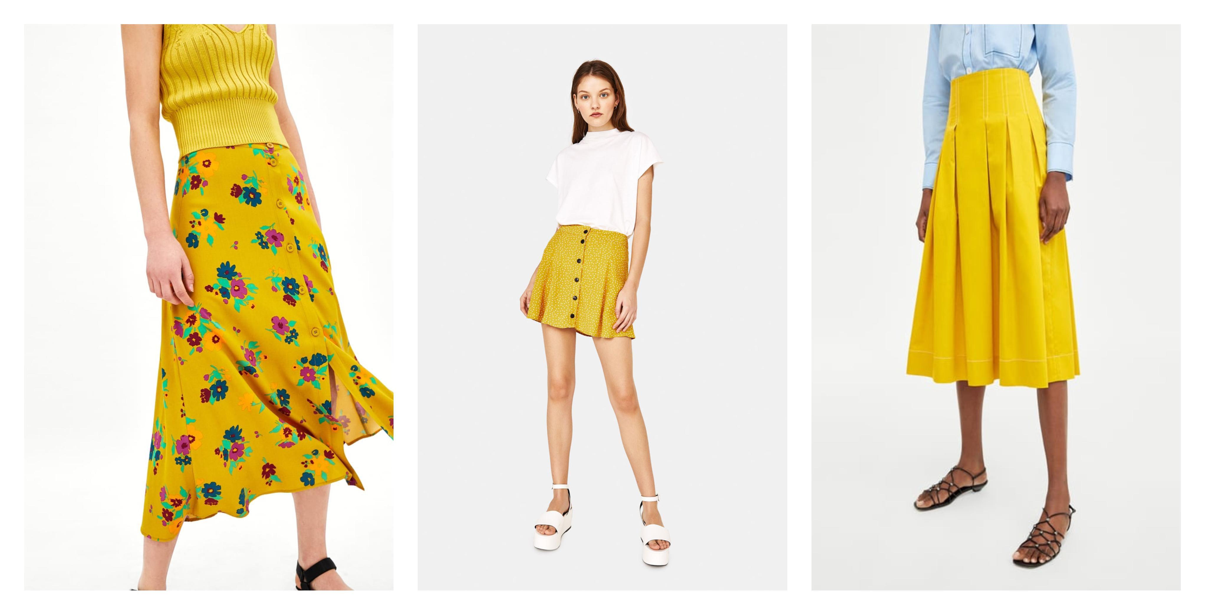 Žuta, žuta i još malo žute: Pronašli smo najljepše suknje na sniženju u omiljenoj ljetnoj boji