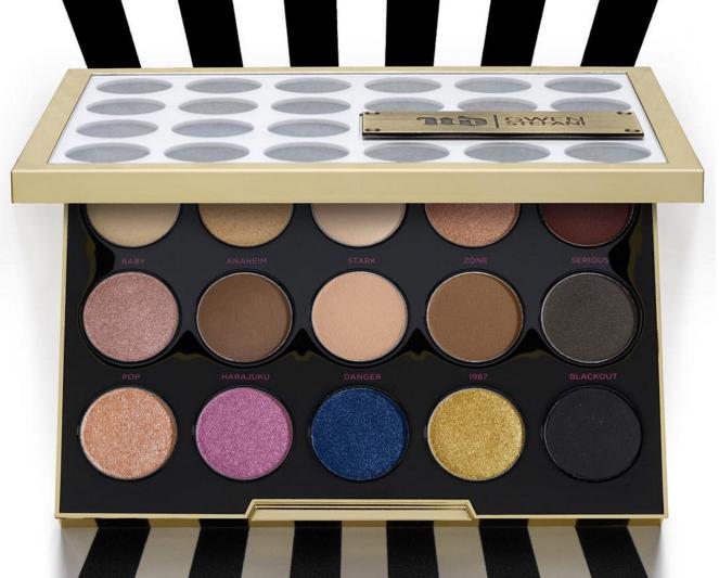 Make up kolekcija Gwen Stefani