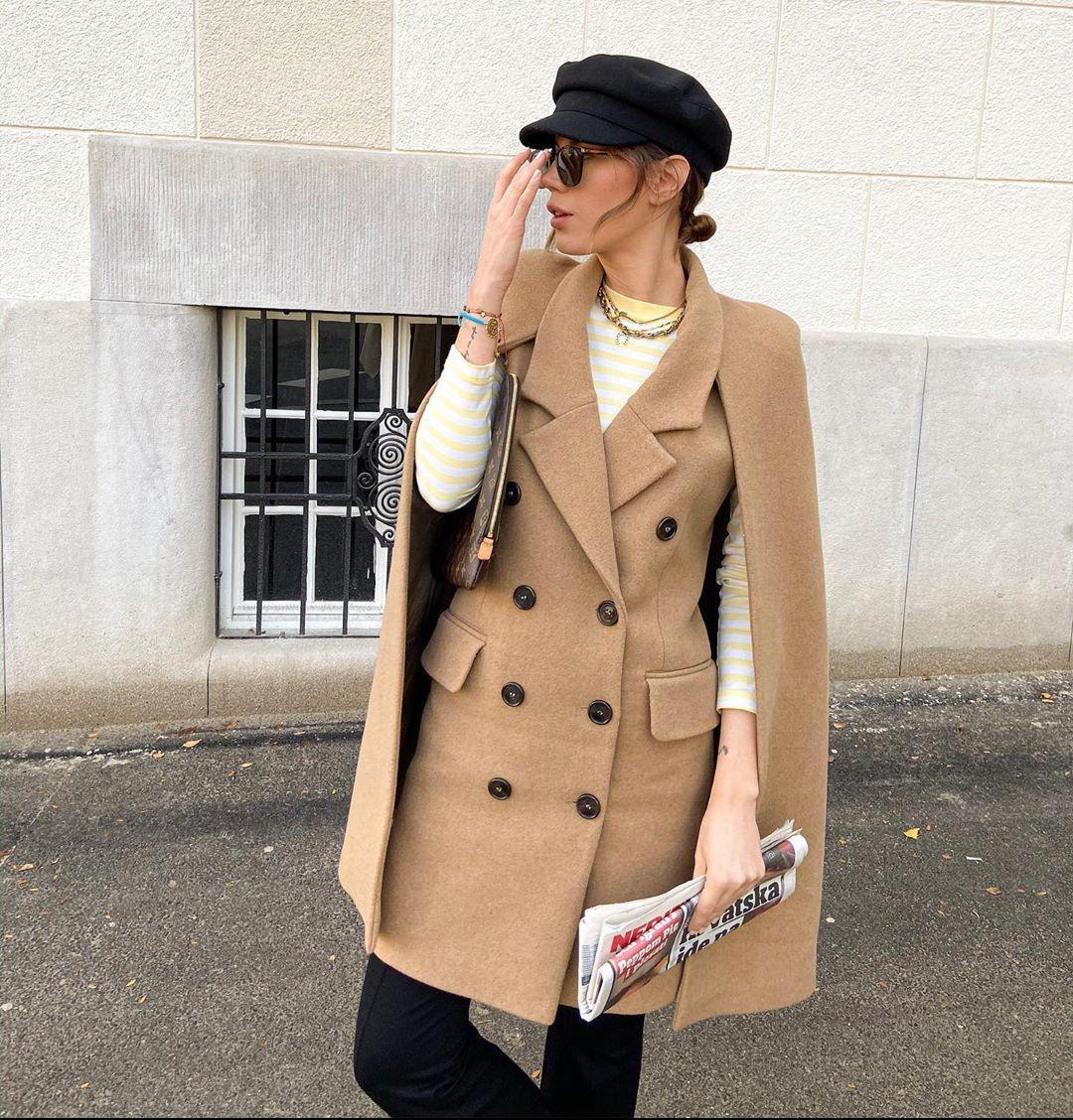 Klasične kapute zamijenite elegantnom pelerinom! Izdvojili smo predivne modele iz ponude