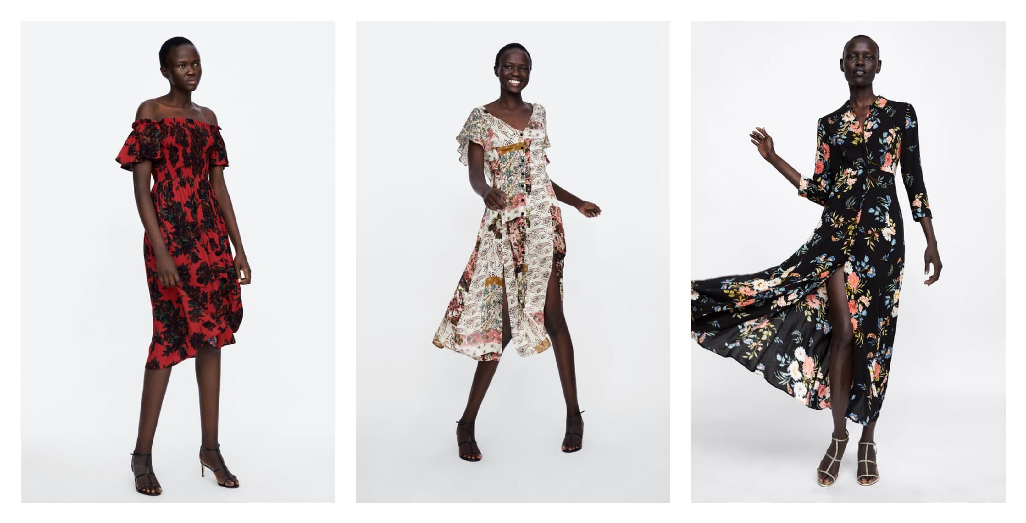Lepršave haljine nisu rezervirane samo za ljeto - u novim kolekcijama izgledaju odlično