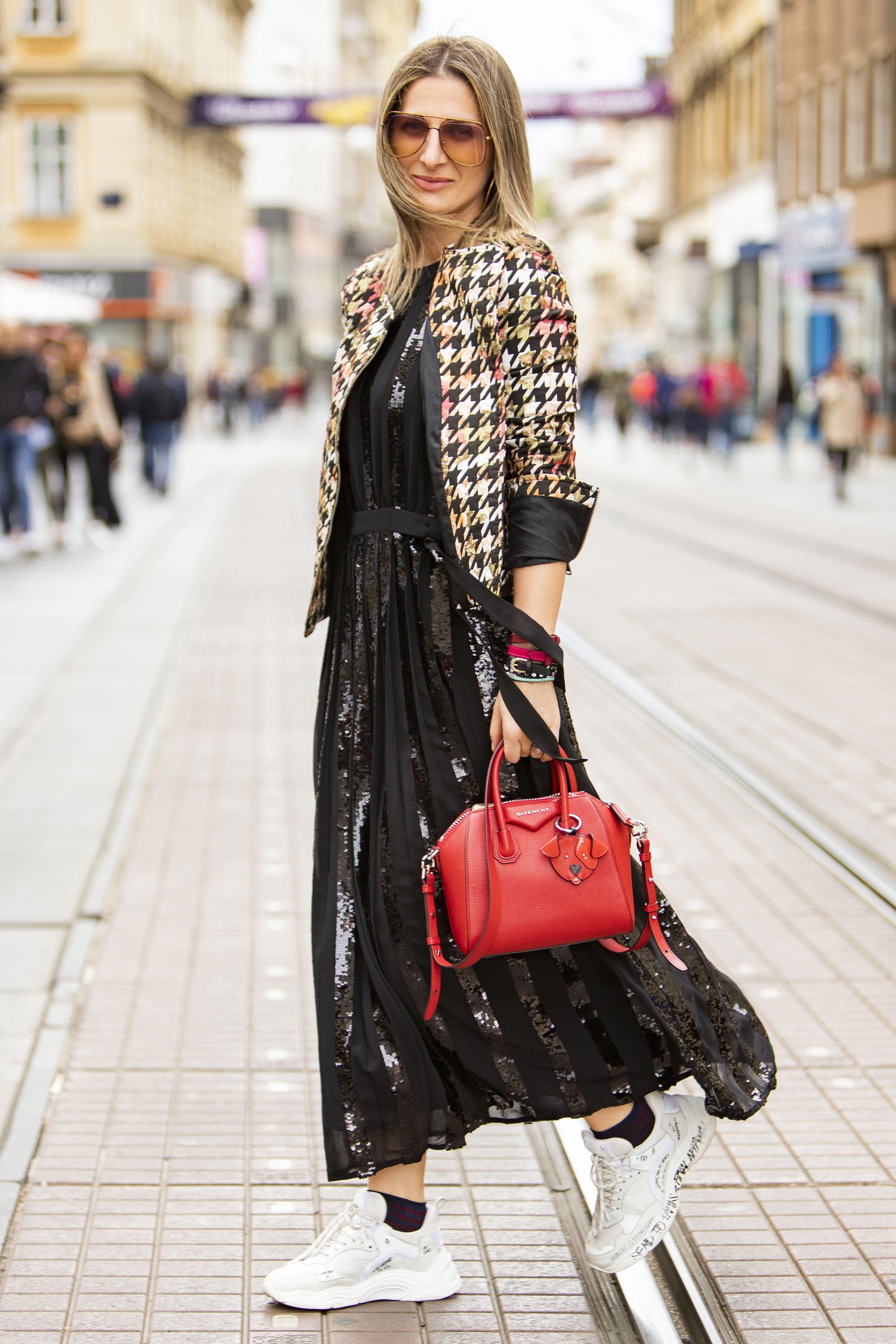 Haljina ove ljepotice iz centra Zagreba odmah će vam popraviti dan!