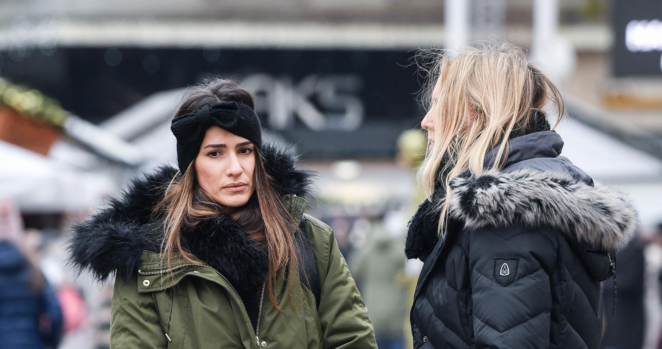 Zanima vas kako izgleda styling u kojem nema zime? Ova predivna brineta zna!