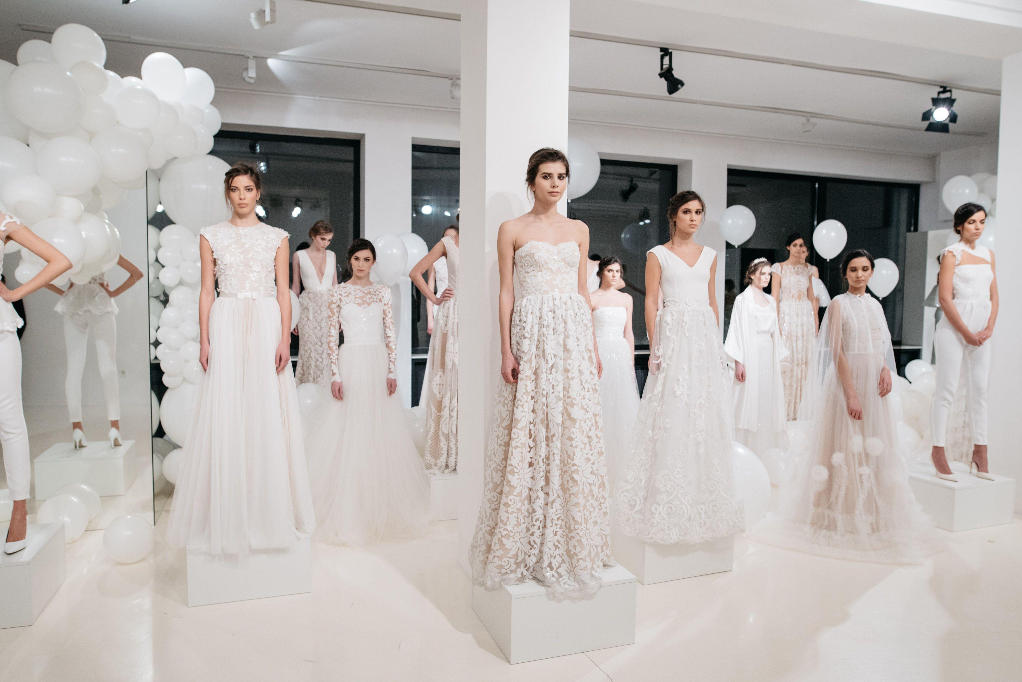 eNVy room predstavio novu kolekciju vjenčanica  ekskluzivnom modnom izložbom