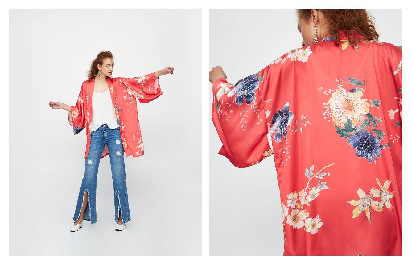 Trendi kimono boje breskve pronašli smo za 149 kn, otkrijte gdje!