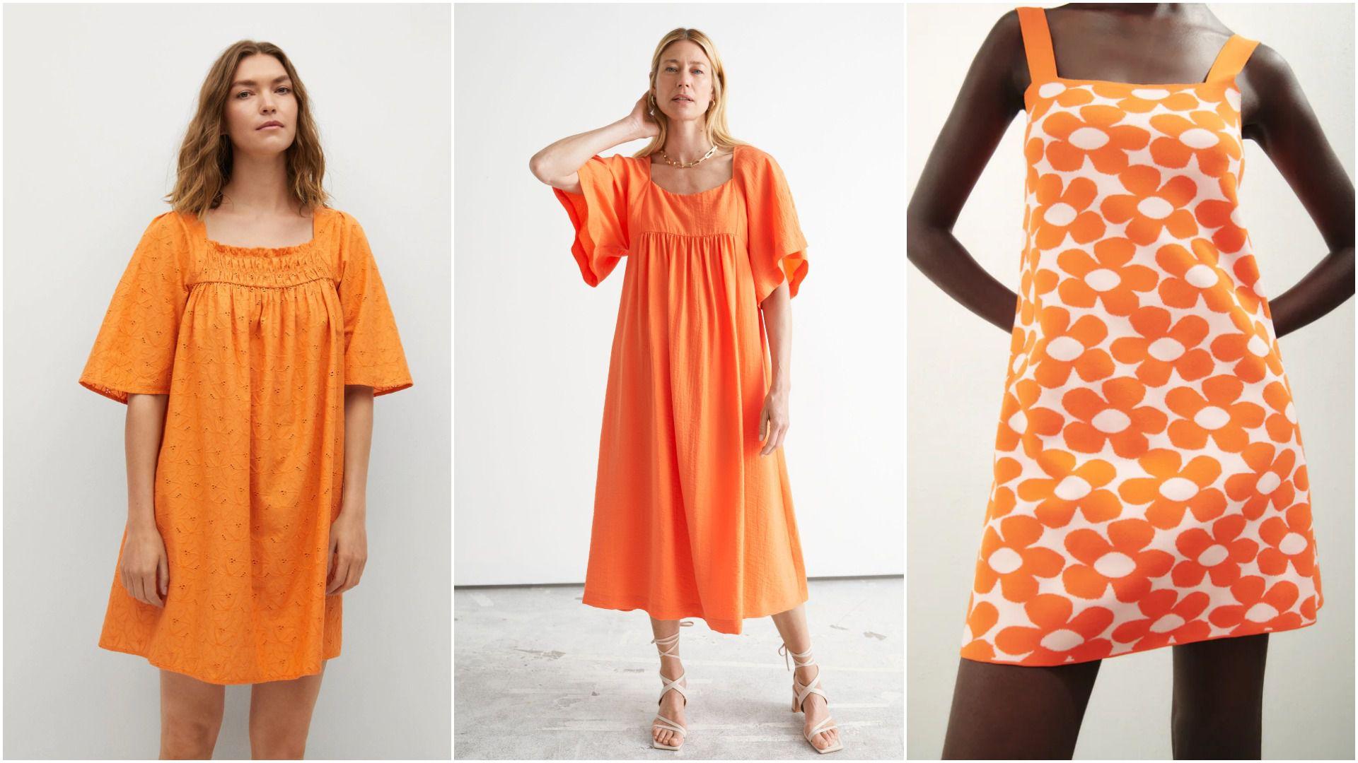 Za prvi dan ljeta izabrali smo najljepše komade u svim nijansama narančaste, već od 79,90 kn