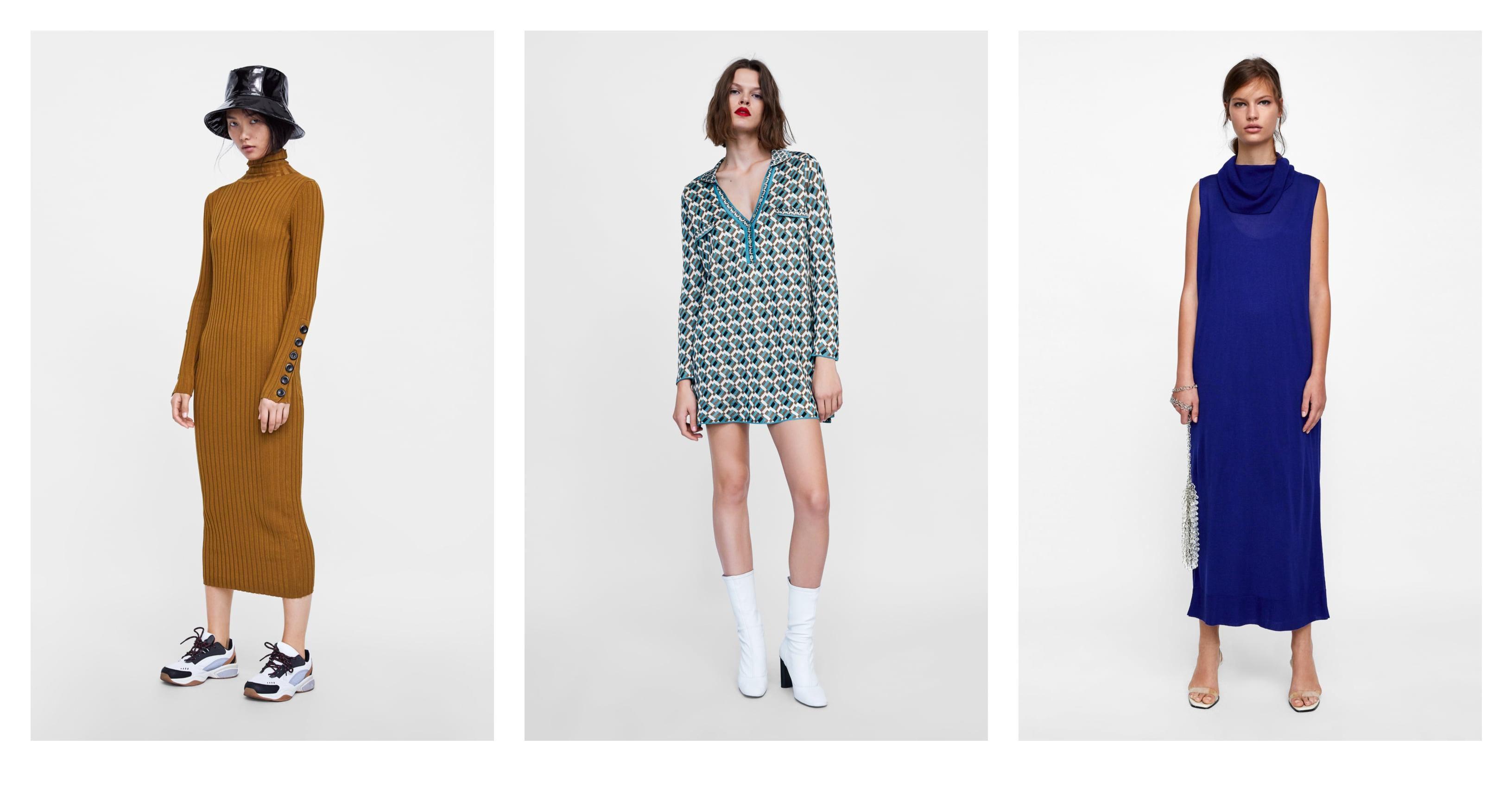 Tople i trendi... Vunene haljine pravi su hit! Izdvojil smo najljepše iz Zarine ponude