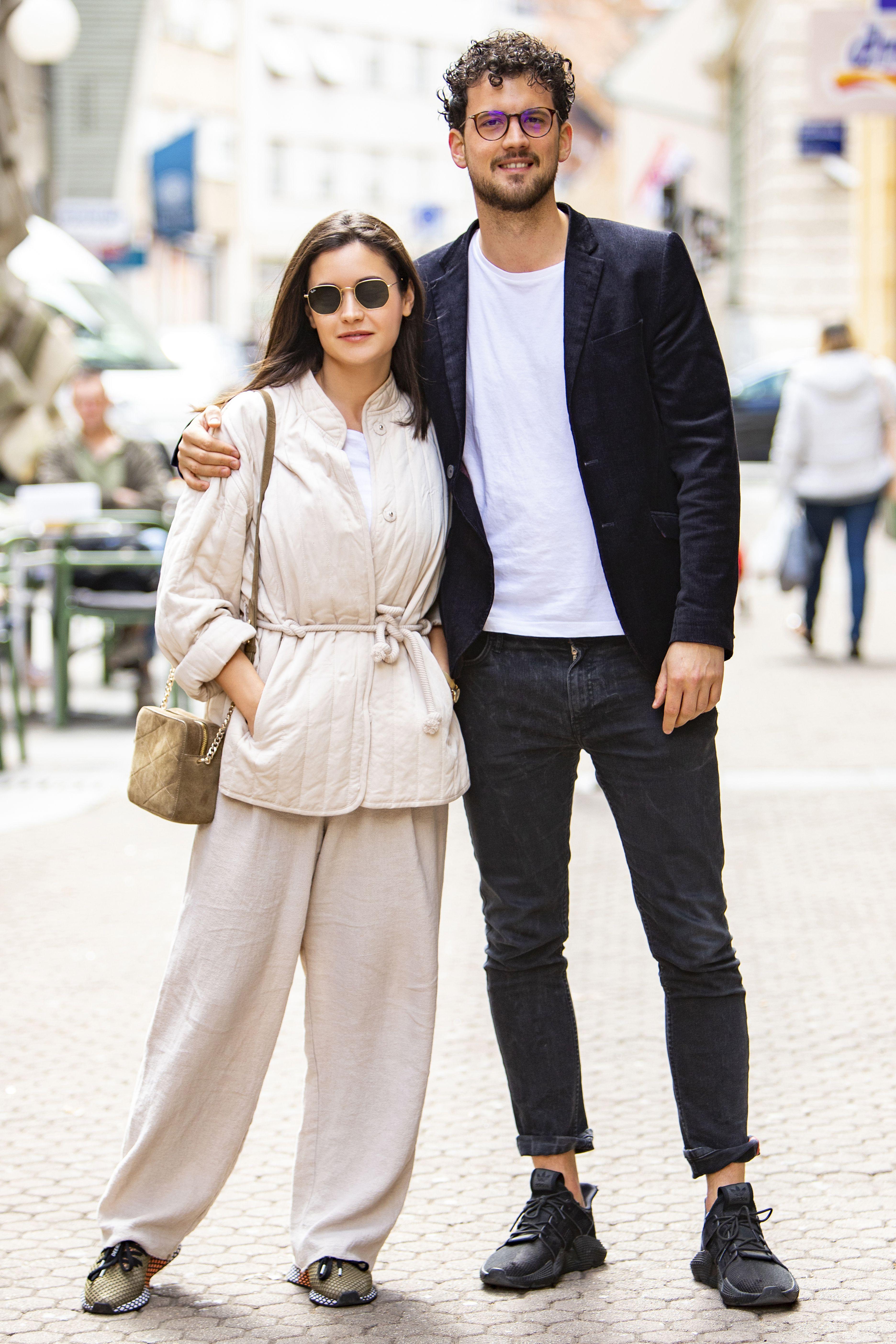 """Ivana i Valentino su tako cool par s odličnim stilom: 'Pretežito nosimo neboje!"""""""
