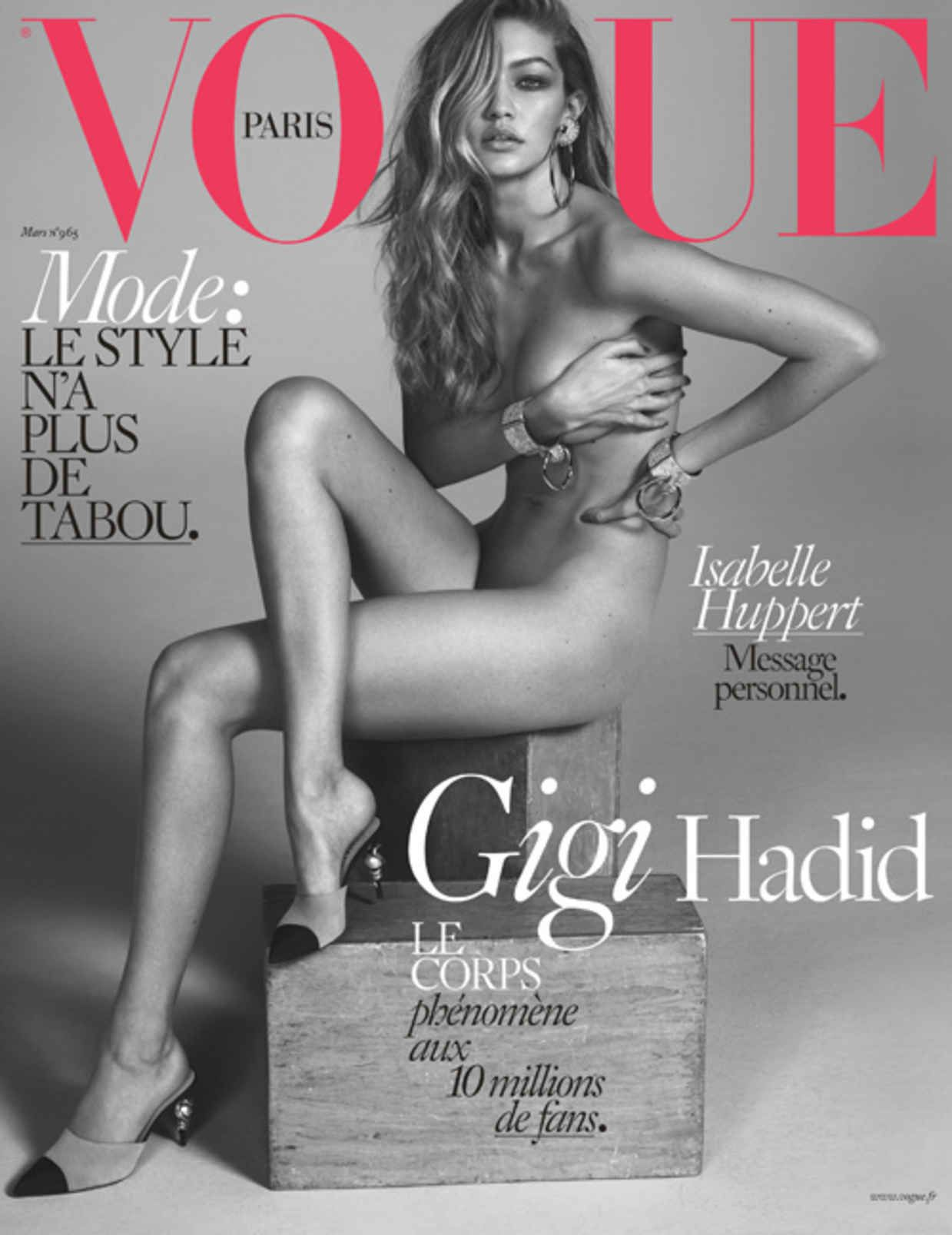 Gigi Hadid u najseksepilnijem izdanju do sad