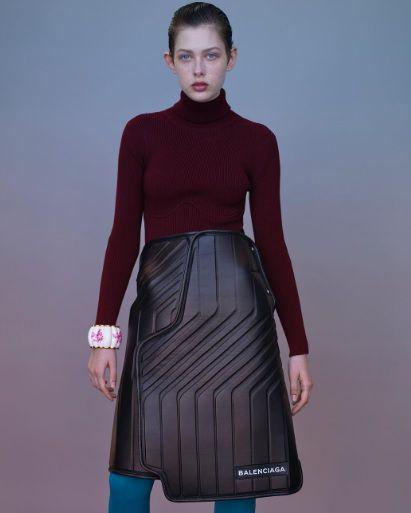 Dame, biste li nosile suknju koja izgleda poput tepiha u automobilu? Cijena će vas zaprepastiti!