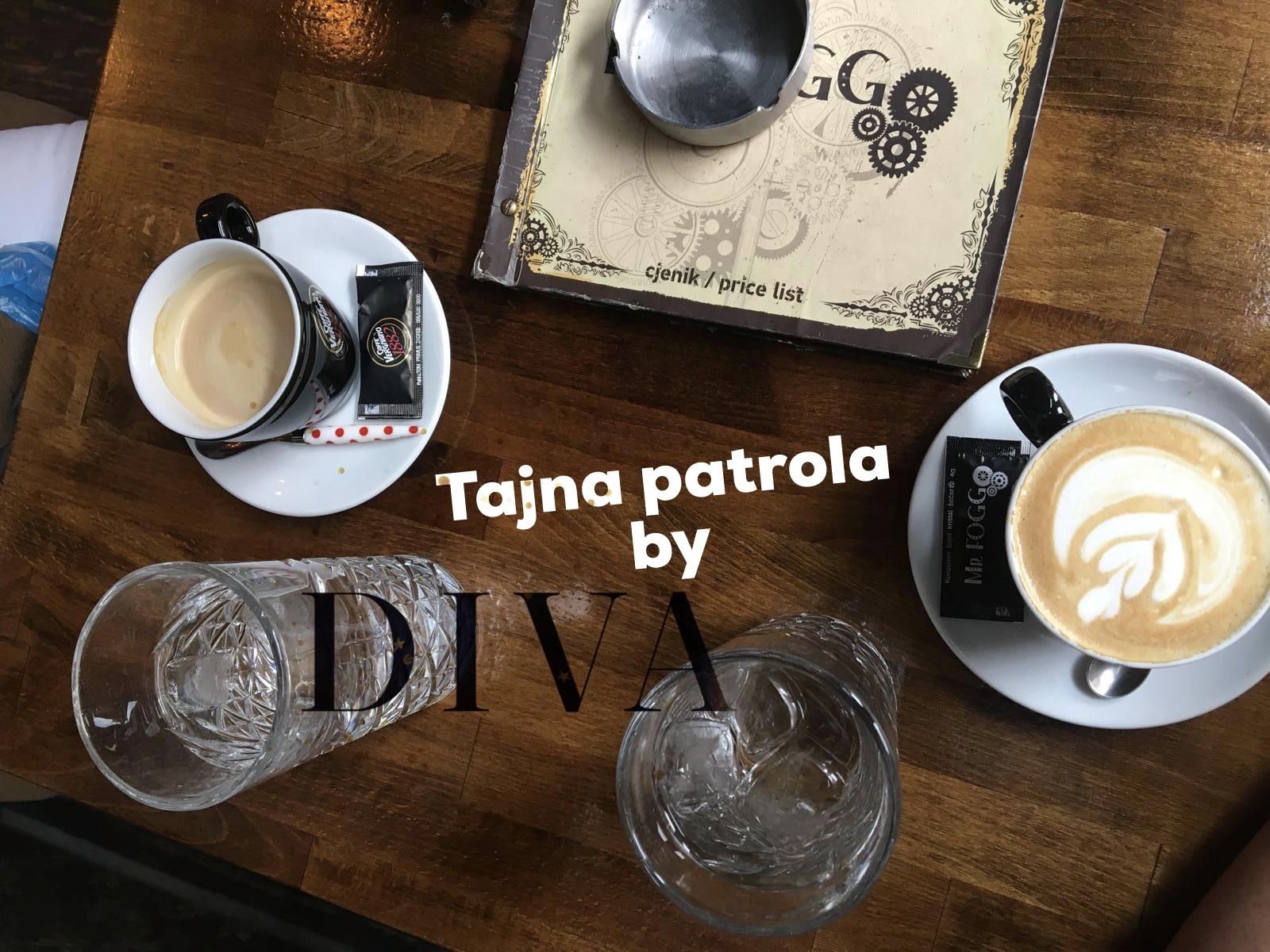 Kava u Mr. Foggu je sjajan omjer cijene i kvalitete, a interijer je skroz neobičan i cool