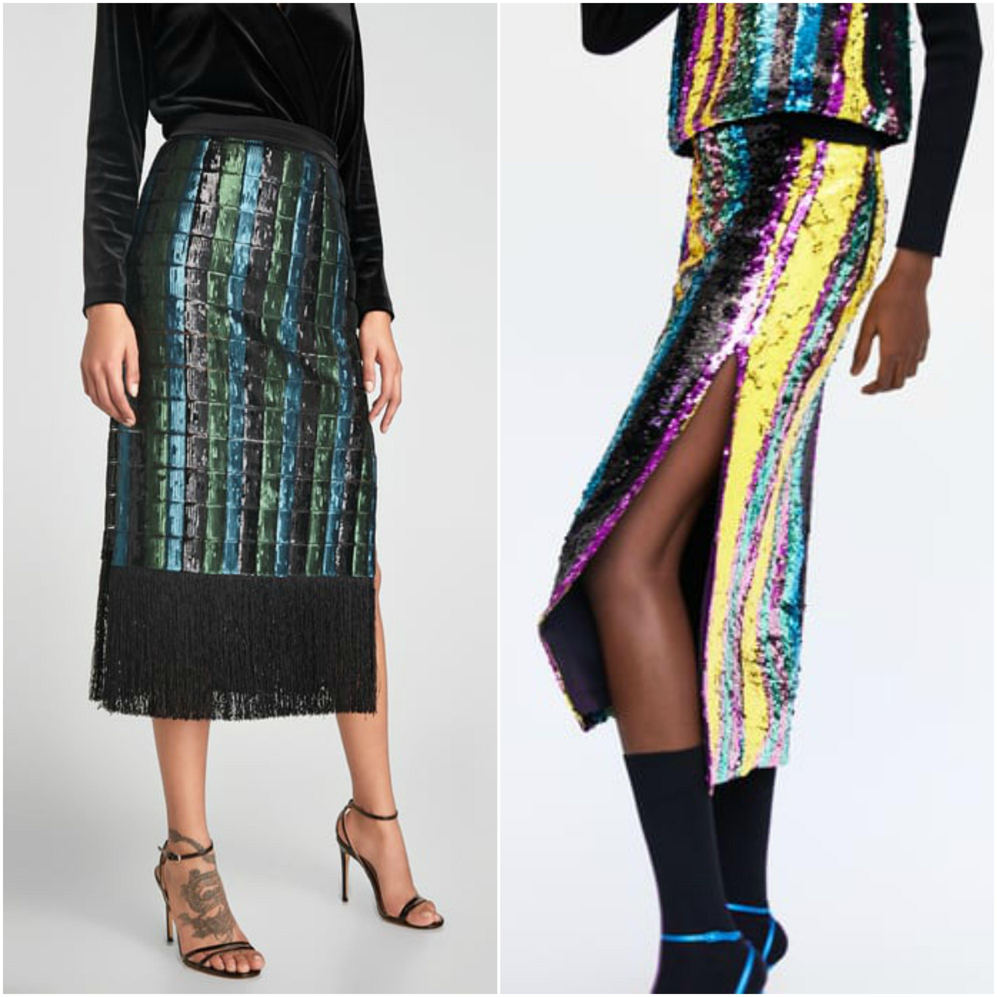 Nikad dosta šljokica: Izabrali smo najljepše šljokičaste suknje u kojima ćete doslovno blistati