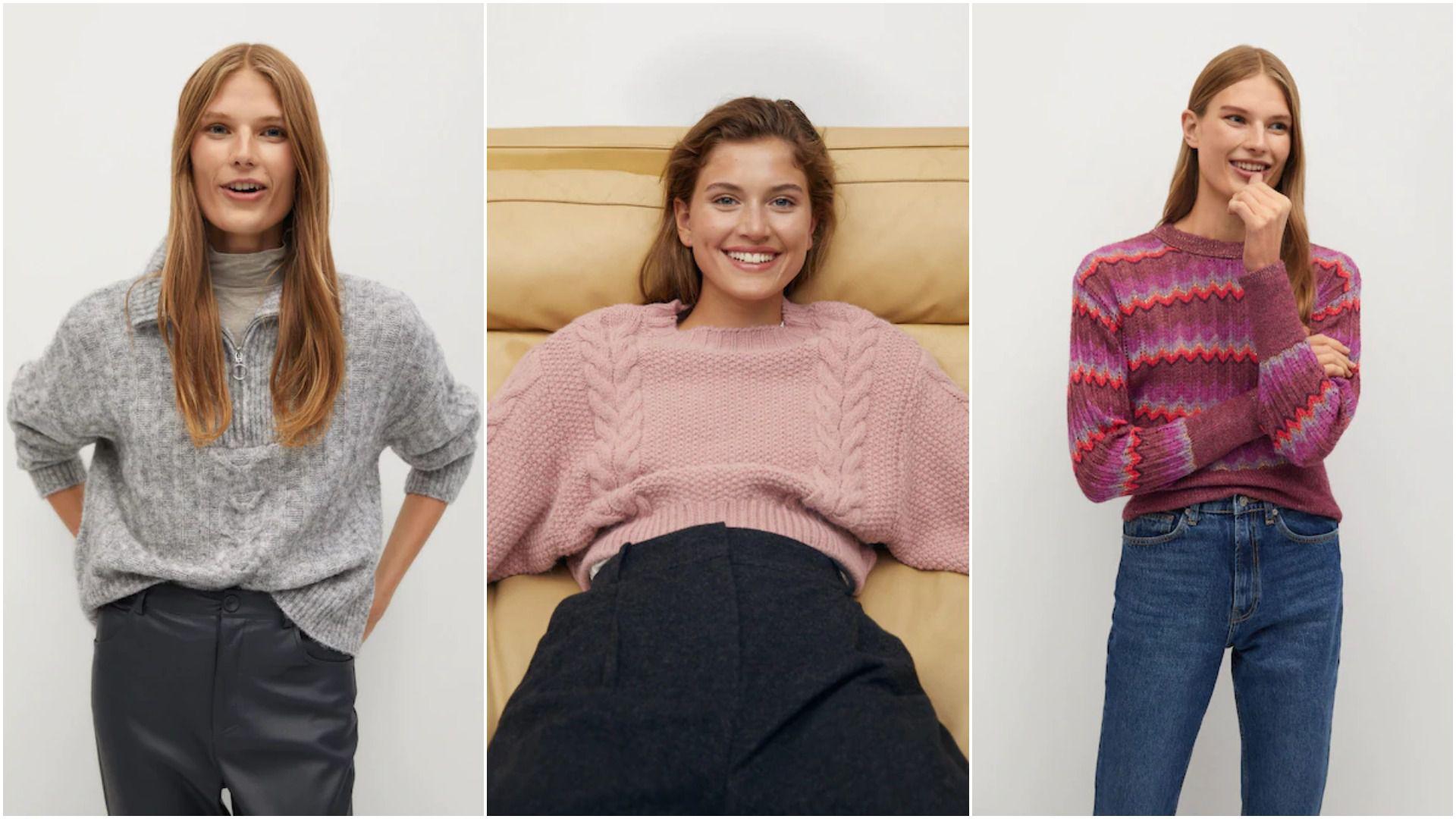 Hladni dani nezamislivi su bez toplog (i trendi) pletiva: Izdvojili smo najljepše džempere i pulovere od 139,90 kn