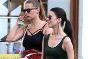 """Atraktivne prijateljice još više """"ugrijale"""" ionako vrući dan na zagrebačkoj špici"""